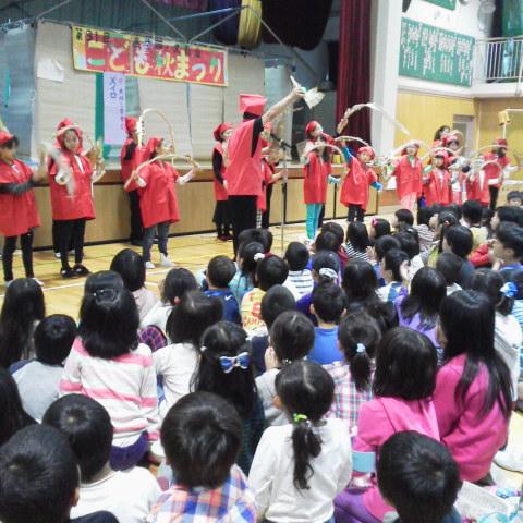 子供祭り1