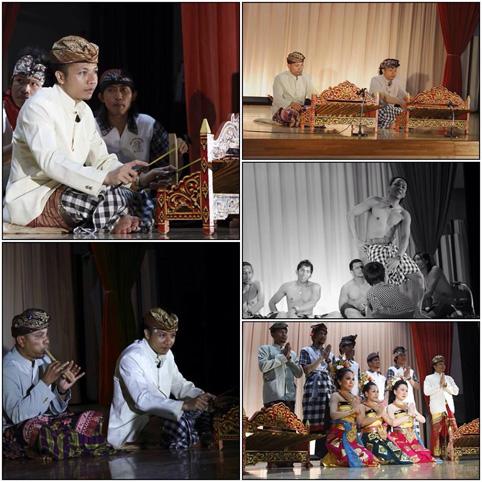 ガムランコンサート1